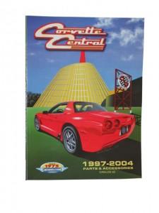 Corvette Central C5 Catalog
