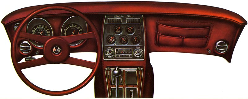 Upgrading Your 1976 Corvette Steering Wheel