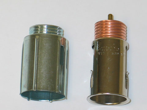 c1 and c2 corvette cigarette lighter alert cc tech and part manufacturer casco in their cigarette lighter housing that could cause 1966 and older corvettes to short out and burn their wiring harness