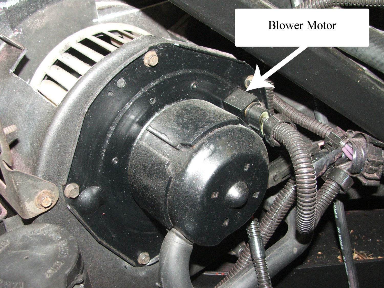C3 corvette blower motor location get free image about for Relay switch for blower motor
