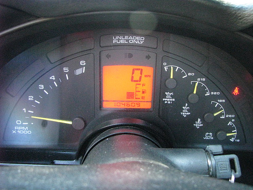 2412148183_94ea5a84c0 c4 diagnostic trouble codes cc tech 1984 Corvette Dash Cluster at bayanpartner.co