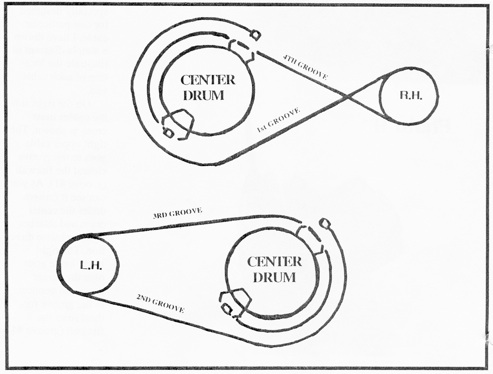 1956 1962 Windshield Wiper Transmissions on power cable diagram