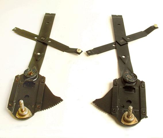 New window regulators for c1 and c2 corvettes cc tech for 1984 corvette window regulator