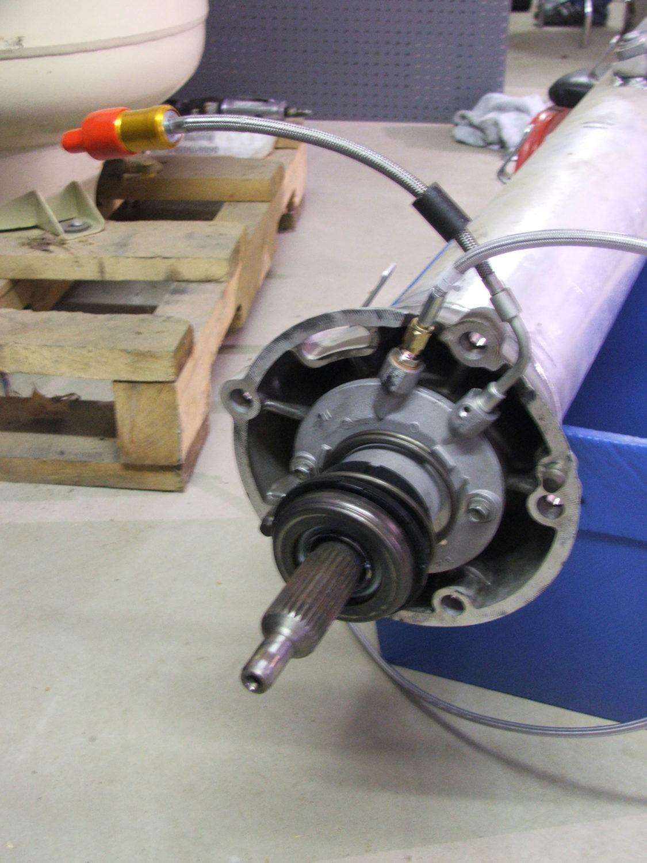 C5  U0026 C6 Corvette Clutch Installation