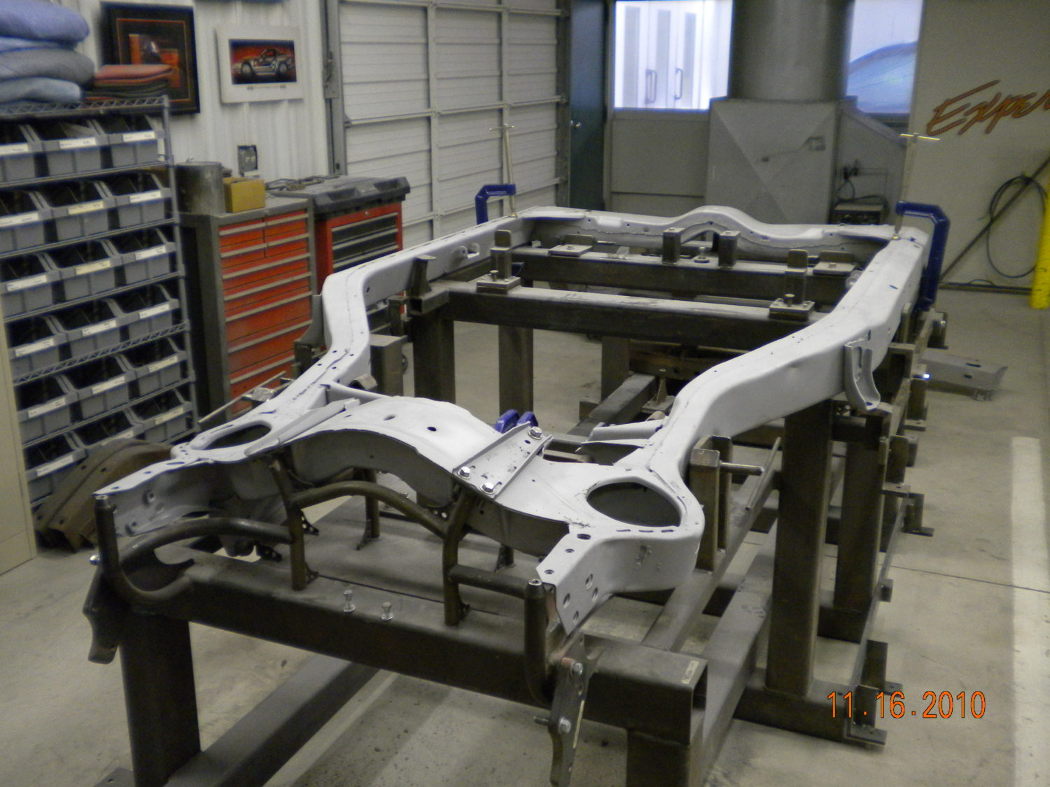 Corvette Central Project Split Mod Part 2: Chassis | CC Tech
