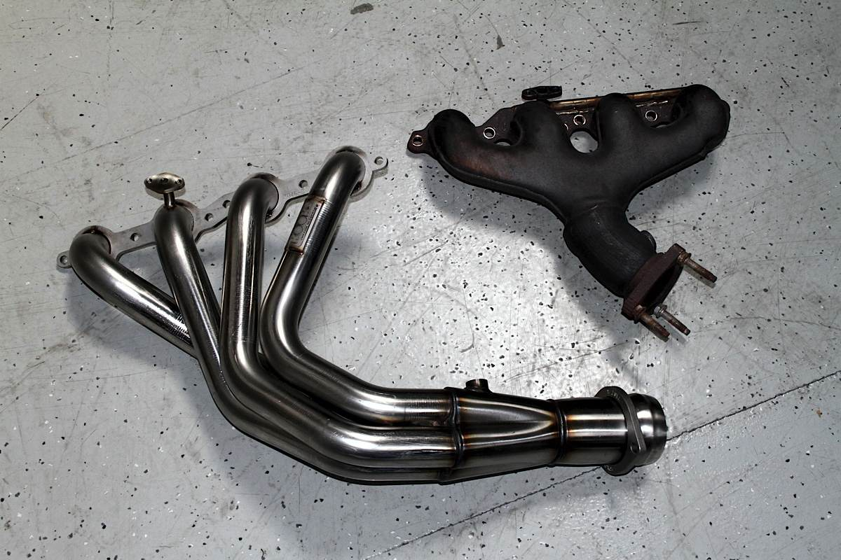 Exhaust Manifold Vs Headers