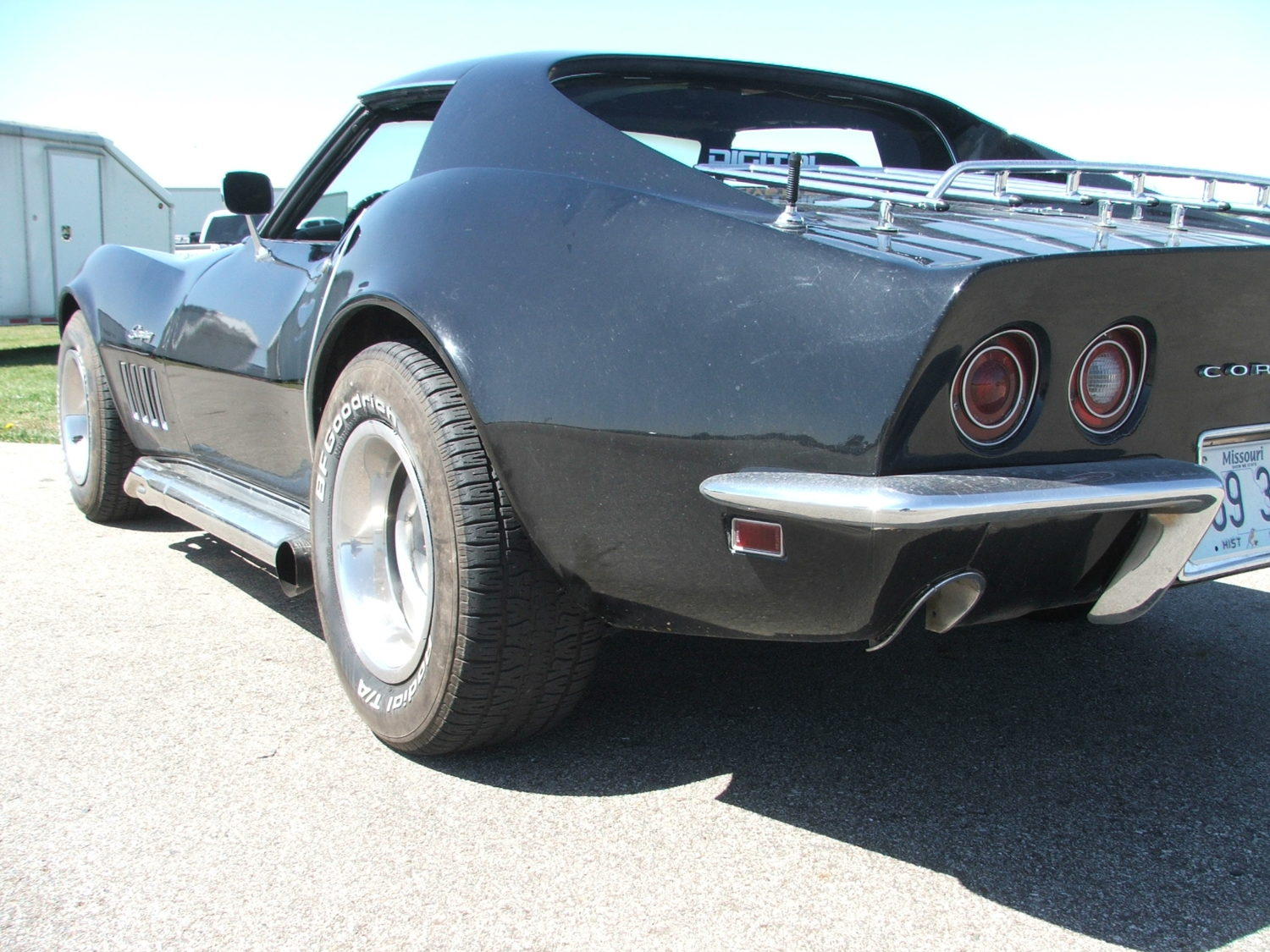 1963 1982 Corvette Alignment Information Cc Tech