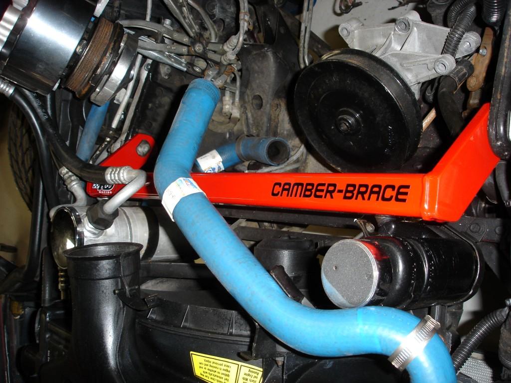 1984 96 Corvette Chassis Reinforcement Cc Tech