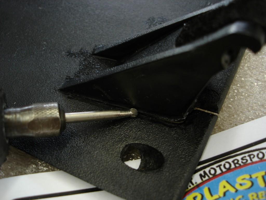 Plastex plastic repair 002