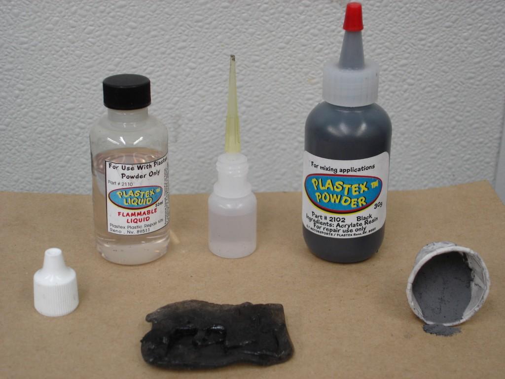 Plastex repair 001