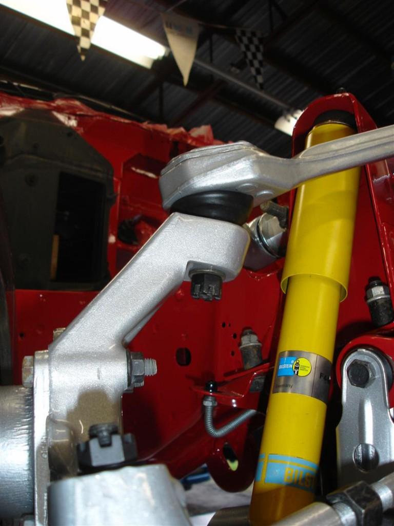 CC C4 Front Suspension Assembly (40) (Large)