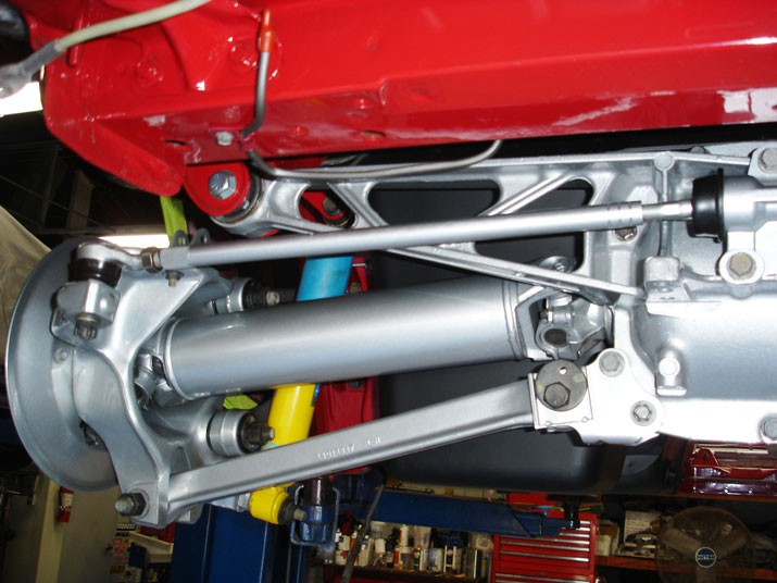 Loads On A Drive Shaft Cars
