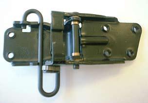 closed hinge
