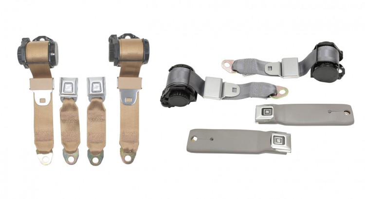 seat belt replacement