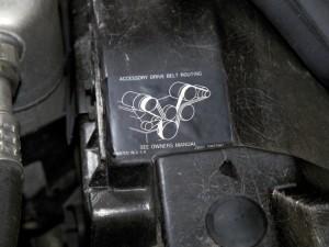 C4 Serpentine Belt Replacement Cc Tech. Corvette. 87 Corvette Serpentine Belt Diagram At Scoala.co