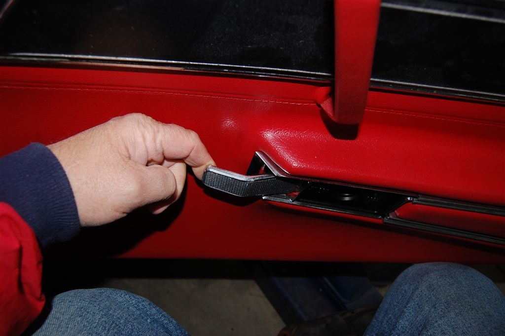 1968 82 Corvette Door Glass Service Cc Tech