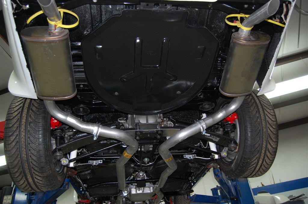 1968-1982 Patriot Header Exhaust System Install | CC Tech