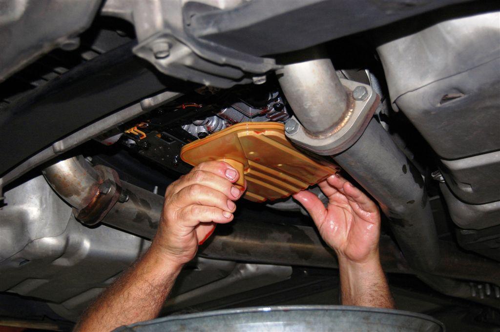 corvette c6 transmission fluid change cost