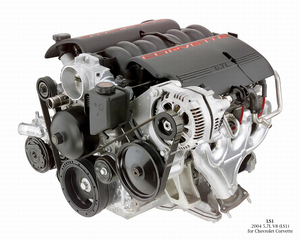 Ls Engine Technical Information