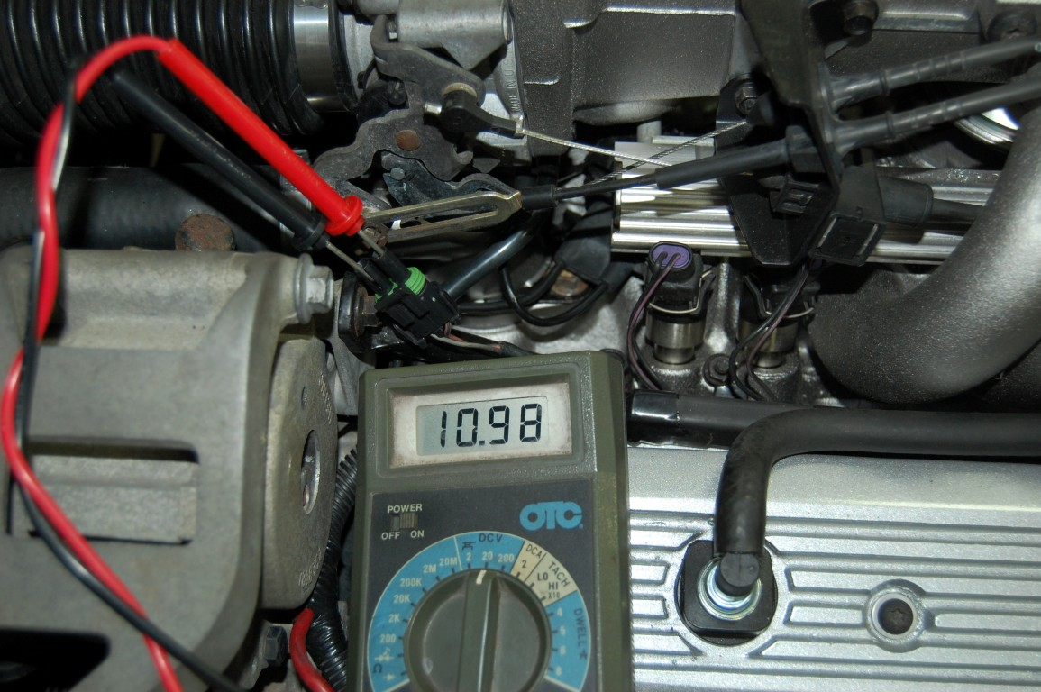 1984 1996 corvette egr diagnosis cc tech