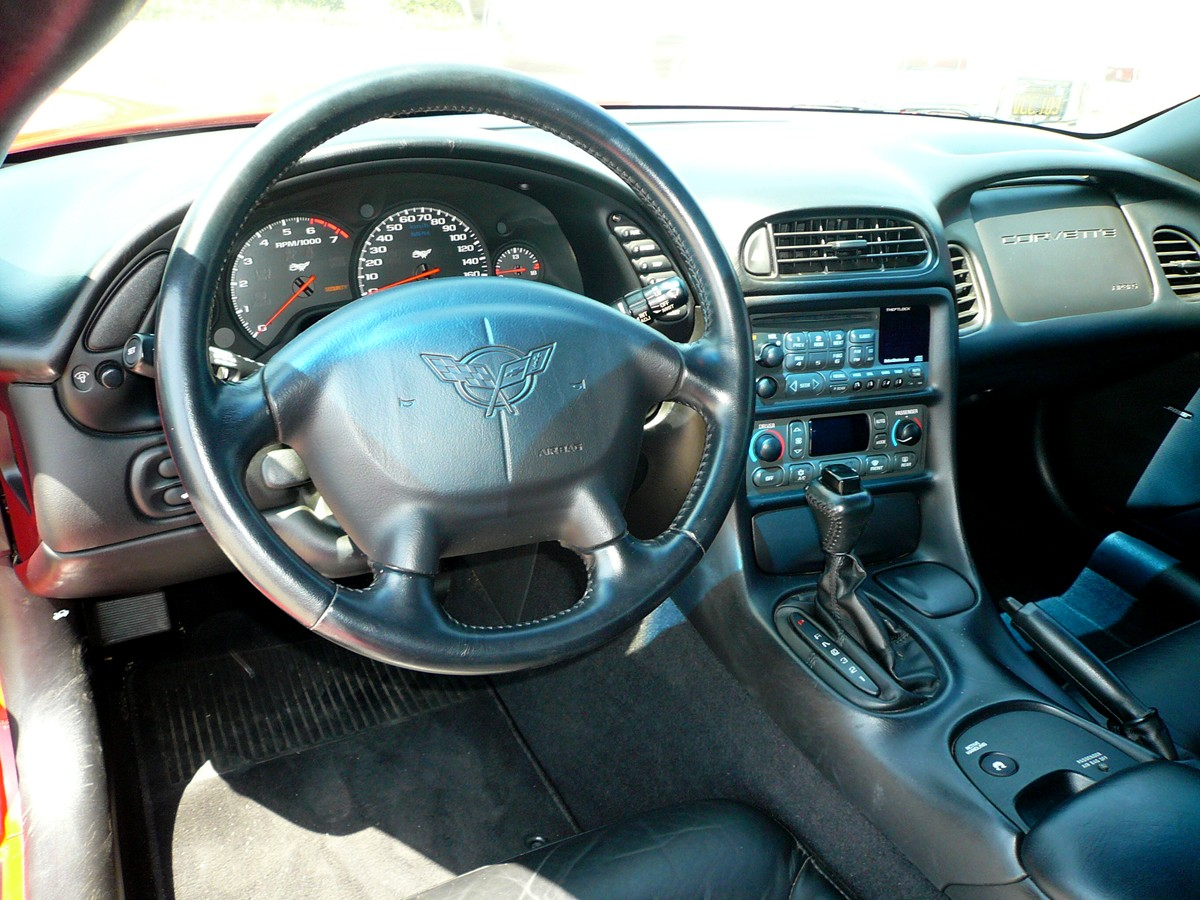 1997-2004 Corvette Dash Removal