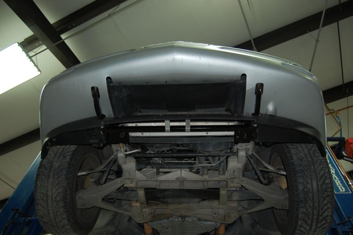 1997 04 Corvette Radiator Support Replacement CC Tech