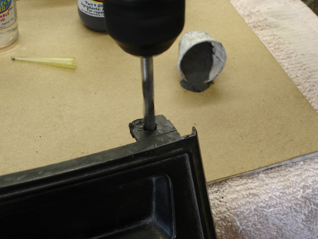 Plastex repair 007