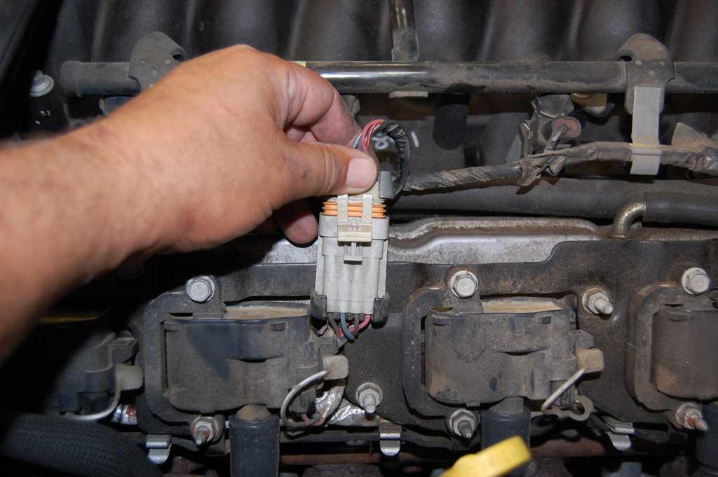 replacing oil pressure sensor 2000 silverado