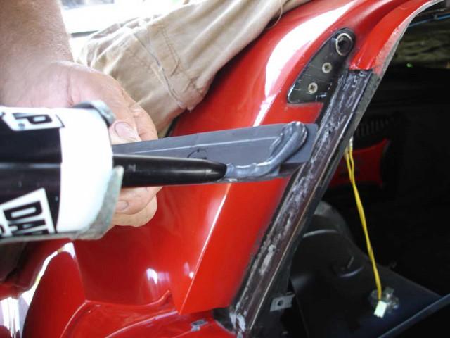 1977 1982 Corvette Weatherstrip Installation Cc Tech