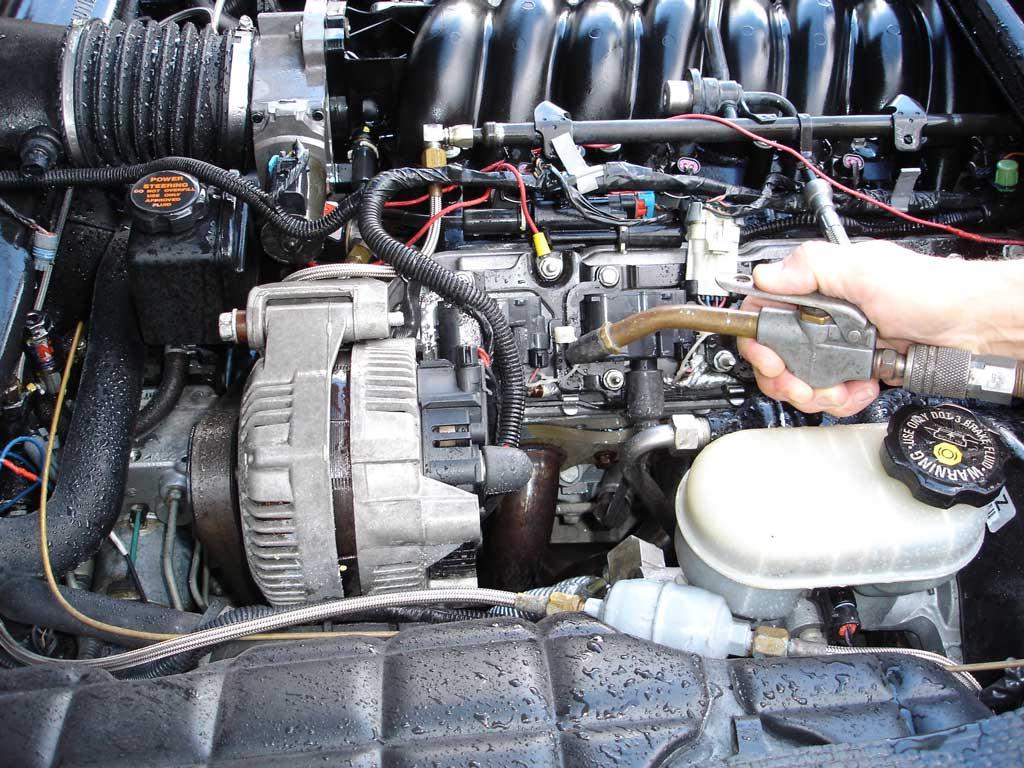 C5 Engine Bay Wiring - Wiring Diagram Structure