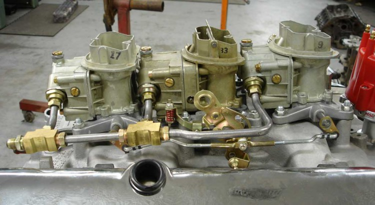 67-69 Tri-Power Carburetor Tuning/Troubleshooting | CC Tech