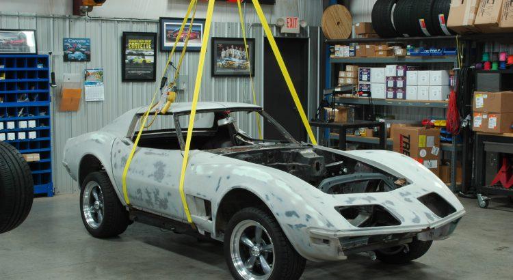 Cc Tech Corvette Performance Restoration And Repair