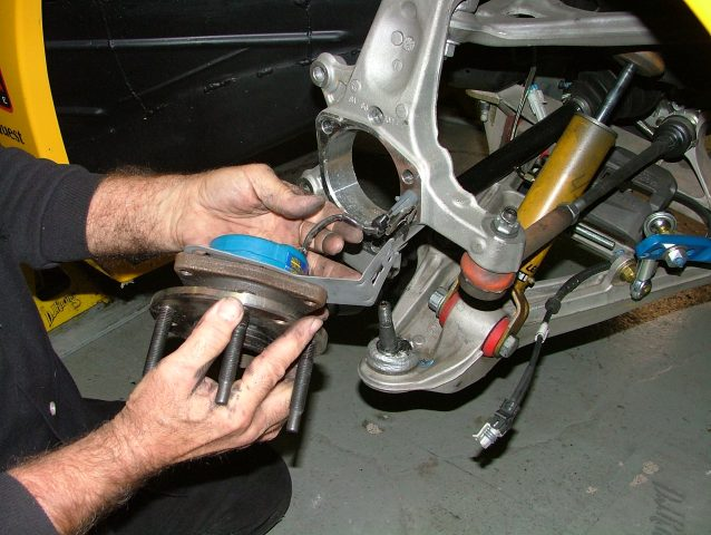 remove bearing